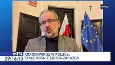Koronawirus w Polsce. Będzie lockdown? Minister Adam Niedzielski wyjaśnia