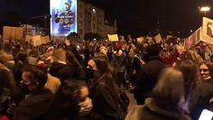 Protesty w Bydgoszczy. Tłum zebrał się w centrum miasta