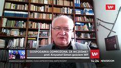 Koronawirus i Boże Ciało. Prof. Simon o lekceważeniu zaleceń: skończy się to katastrofą