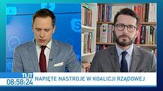 Rozpad koalicji? Radosław Fogiel komentuje