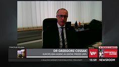 Dr Grzegorz Cessak komentuje zakrzepy po Johnson&Johnson