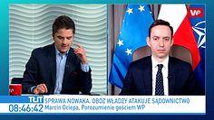 Sprawa Sławomira Nowaka. Nieoczywisty komentarz Marcina Ociepy