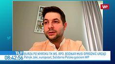 Patryk Jaki o kandydacie Lewicy na RPO Piotrze Ikonowiczu. Nieoczywisty komentarz