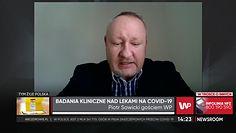 Badania kliniczne nad lekiem na koronawirusa. Piotr Sawicki komentuje postępy