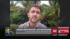 Dr Durajski o tym, jak wygląda pandemia w Tanzanii