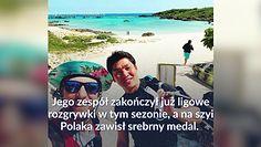 #dziejesiewsporcie: wakacje gwiazdy reprezentacji Polski. Widoki zapierają dech w piersiach