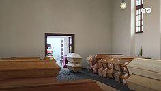 Niemcy. Krematoria nie nadążają z paleniem zwłok