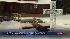 Rosja. Putin przed kamerami wziął udział w rytuale