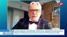 Tłit -  prof. Wojciech Maksymowicz