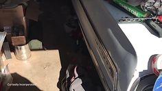 Piękny Chevrolet zakopany pod gratami w garażu. Dopiero po 5 godzinach pracy było widać auto