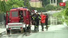 Powódź grozi Wadowicom Górnym. Nasz reporter jest na miejscu