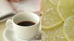 Dlaczego warto pić kawę z cytryną?