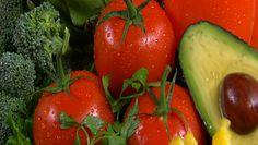 Niebezpieczne substancje w warzywach i owocach