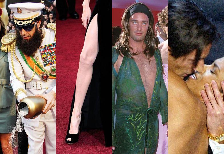 Oscarowe momenty, które przeszły do historii