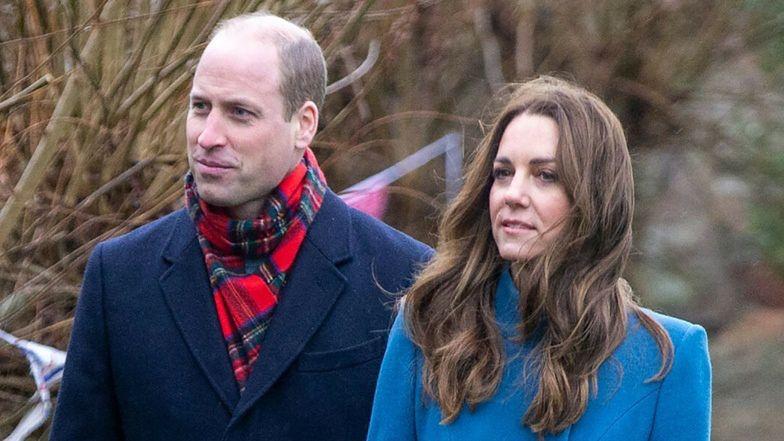 Księżna Kate i książę William po raz kolejny KRYTYKOWANI za łamanie covidowych obostrzeń...