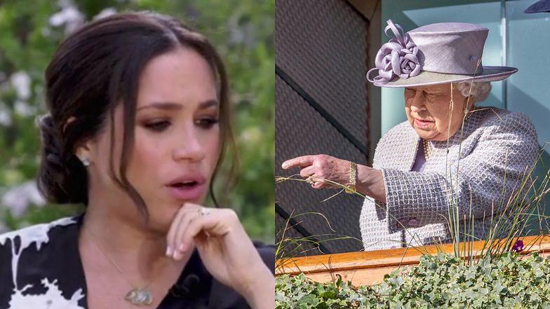 """Meghan Markle OSKARŻA Pałac i royalsów w rozmowie z Oprah: """"Utrwalali KŁAMSTWA NA NASZ TEMAT"""""""
