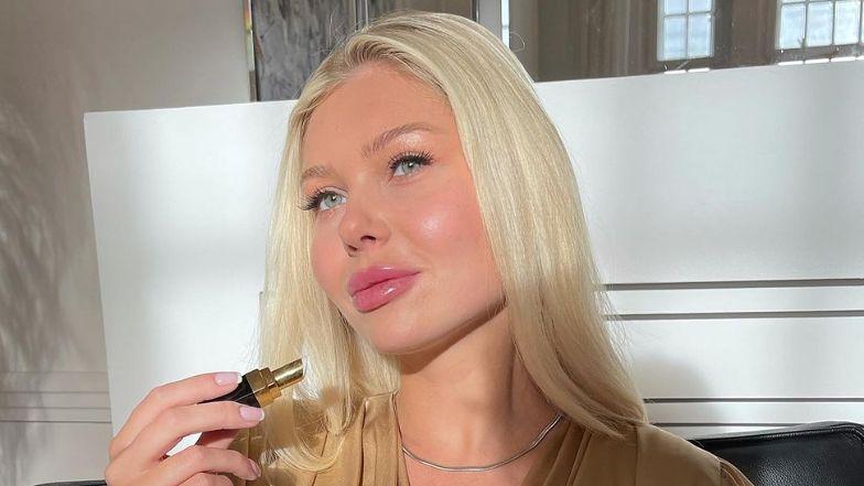 """Martyna Kondratowicz z """"Hotelu Paradise"""" łaknie atencji w wydekoltowanej stylizacji: """"DEFINICJA PERFEKCJI"""" (FOTO)"""