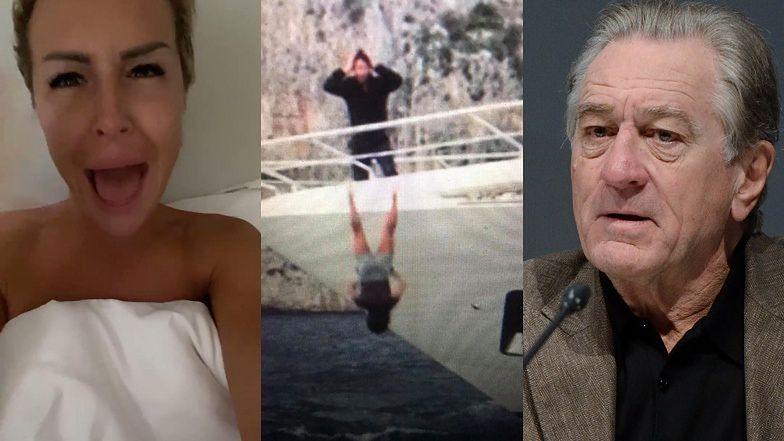 """Blanka Lipińska EKSCYTUJE SIĘ nominacjami do Złotych Malin dla """"365 dni"""": """"MIKI RYWALIZUJE Z DE NIRO"""""""