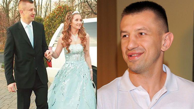 """Tomasz Adamek wyprawi córce WESELE """"JAK Z BAJKI""""! Już wynajął """"zamek""""..."""