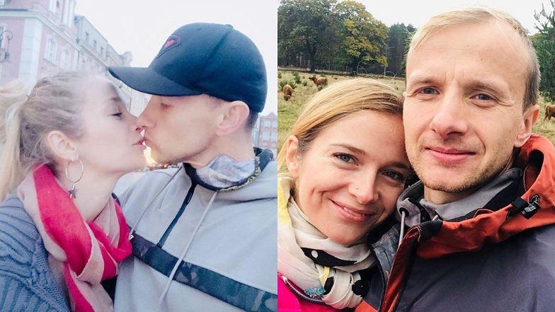 """""""Rolnik szuka żony"""". Rozradowani Paweł i Marta debiutują na Instagramie jako para: """"DOŚĆ UKRYWANIA SIĘ"""""""