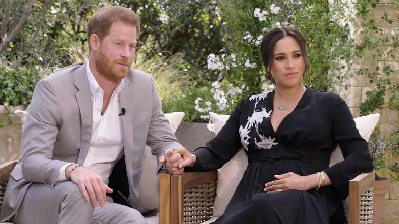 TVN24 pokaże wywiad Oprah Winfrey z Meghan Markle i Harrym