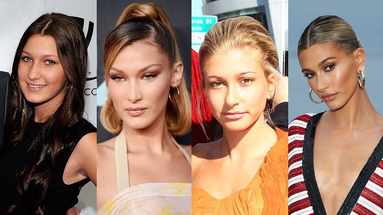 Gwiazdy Instagrama, które nie przypominają już SAMYCH SIEBIE (ZDJĘCIA)