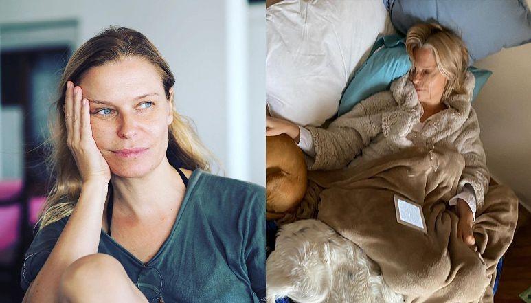 """Paulina Młynarska dziękuje za wsparcie i prosi o spokój: """"Odpoczywam. GOJĘ RANĘ"""""""