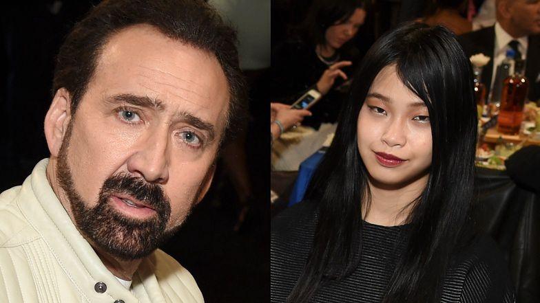 Nicolas Cage ożenił się PO RAZ PIĄTY! Wybranką jest młodsza o ponad 30 LAT piękność z Japonii