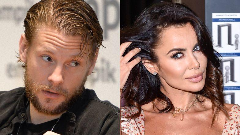 """Sebastian Fabijański zdradza, o czym w nowej piosence RAPUJE (?) Natalia Siwiec: """"ZRÓB COŚ DLA MNIE MYSZKO, bądź jak Brad Pitt"""""""