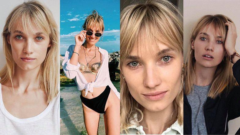 """Niedoszła """"Top Model"""" i młoda lekarka: tak wygląda przyszła żona Krzysztofa Ibisza, Joanna Kudzbalska. Piękna? (ZDJĘCIA)"""