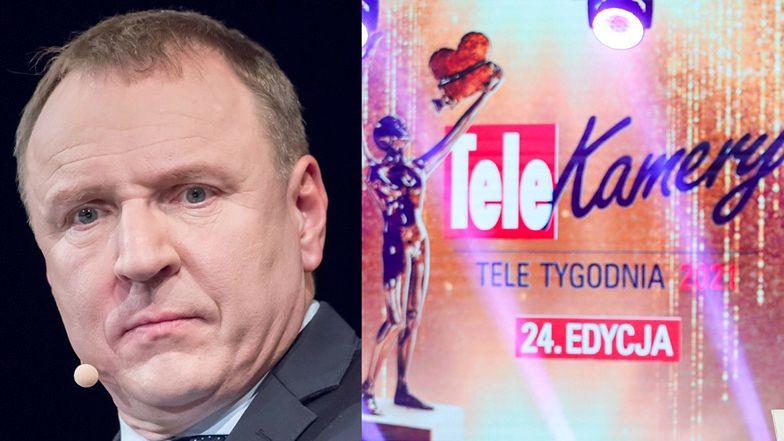 """Organizator """"Telekamer"""" odpowiada Telewizji Polskiej: """"Nie mamy wpływu na PREFERENCJE WIDZÓW"""""""
