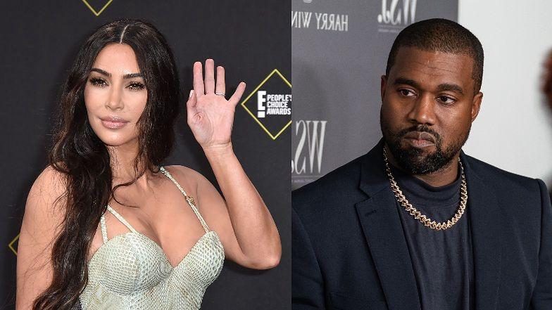 Kanye West przyjechał do domu Kim Kardashian, żeby zabrać... 500 PAR butów!