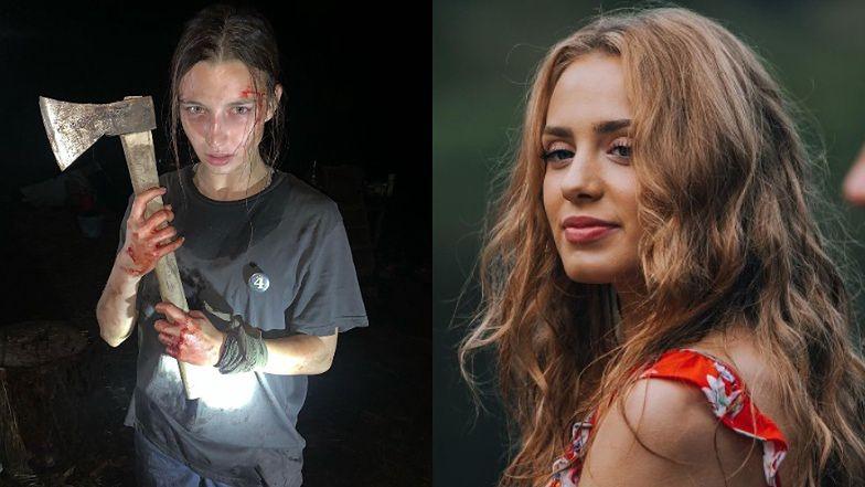 """Julia Wieniawa twierdzi, że załatwiła Gąsiewskiej rolę w horrorze. Menedżerka Wiktorii komentuje: """"SERIO?"""""""