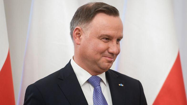 Koszula Andrzeja Dudy kosztowała fortunę! Za tę cenę można kupić kawalerkę...