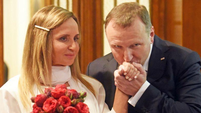Jacek Kurski zostanie OJCEM! Joanna Kurska jest w ZAAWANSOWANEJ CIĄŻY
