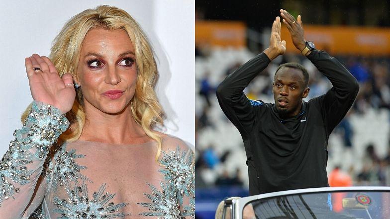 Britney Spears twierdzi, że przebiegła 100 metrów w PIĘĆ SEKUND...