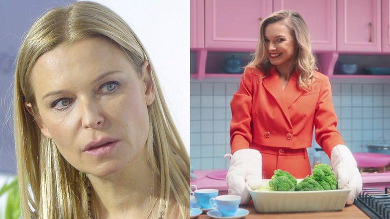 """Kulinarna """"twarz"""" TVP Kobieta atakuje Paulinę Młynarską za """"krytykę"""" spotu: """"TO MOWA NIENAWIŚCI"""""""
