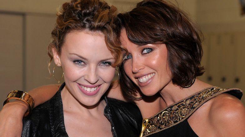 """Dannii Minogue wspomina młodość w cieniu sławnej siostry: """"Mówili, że Kylie jest ode mnie lepsza, BO JEST CHUDA"""""""