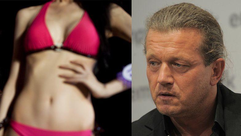 """Uczestniczka konkursu Miss Generation ujawnia: """"Jakimowicz trochę flirtował z nami, pozwolił karmić się widelcem"""""""