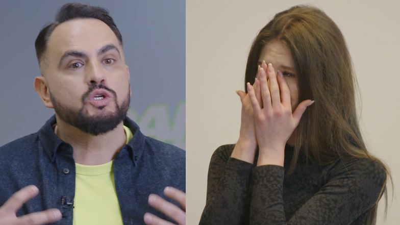 """""""Dance Dance Dance"""". Roxy Węgiel ZALEWA SIĘ ŁZAMI podczas treningu! """"Agustin mnie przejrzał"""""""