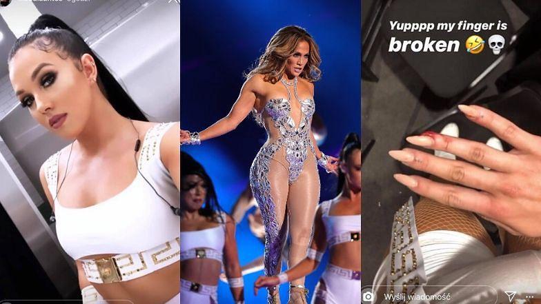 """Super Bowl 2020. Klaudia Antos pokazuje nagranie z szatni po występie z Jennifer Lopez: """"YES, WE DID IT"""" (WIDEO)"""