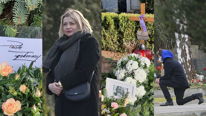 Rodzina uczciła rocznicę śmierci Pawła Królikowskiego