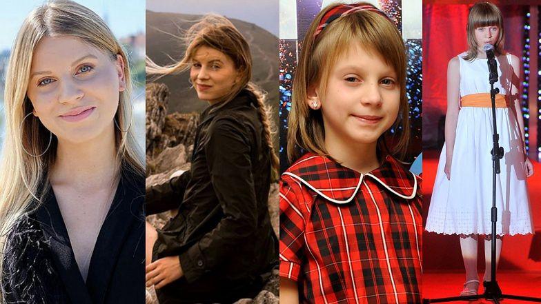 """Od dziewczynki z """"Mam talent!"""" do absolwentki brytyjskiej szkoły muzycznej - tak dziś wygląda Klaudia Kulawik!"""