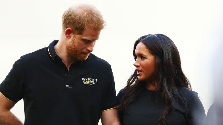 """Meghan Markle i Harry NIE WRÓCĄ do Wielkiej Brytanii przez niechęć ludzi? """"Uderzyć w rodzinę królewską, to jak ZNIEWAŻYĆ cały kraj"""""""