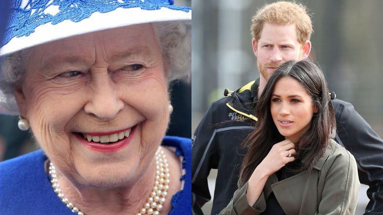 Królowa Elżbieta wystąpi w telewizji... KILKA GODZIN PRZED emisją wywiadu Oprah Winfrey z Meghan Markle i księciem Harrym!