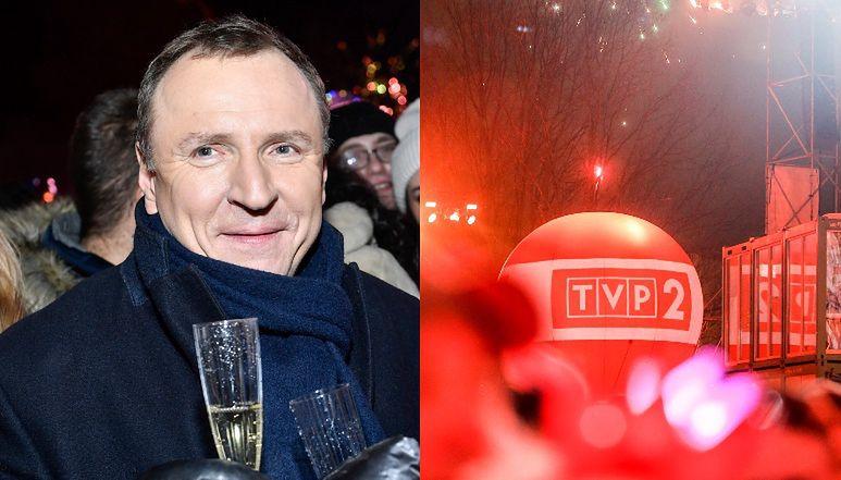 """TYLKO NA PUDELKU: Sylwester TVP jednak odbędzie się W PLENERZE! """"Trwa budowa sceny dla artystów"""""""