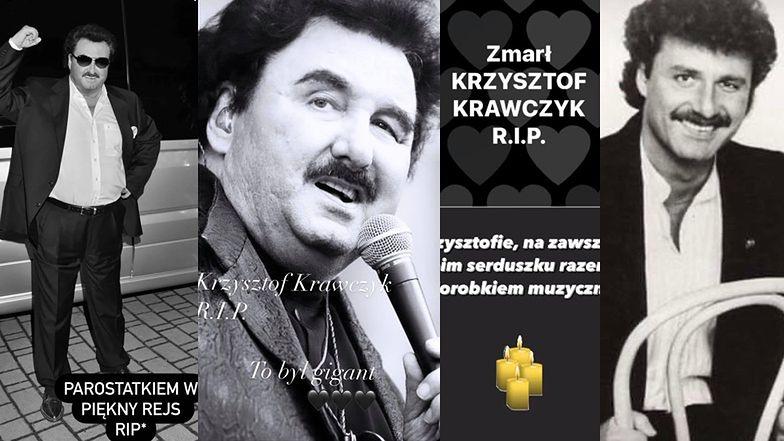 Krzysztof Krawczyk nie żyje. Znane osoby żegnają wielkiego artystę (ZDJĘCIA)