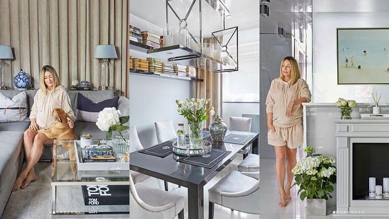 """Małgorzata Rozenek chwali się metamorfozą mieszkania: """"Chcę być pewna, że ze wszystkim zdążę na czas"""" (ZDJĘCIA)"""