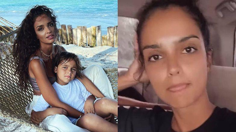 """Klaudia El Dursi zabiera głos w sprawie nagłej hospitalizacji syna: """"Mieliśmy wsparcie polskich lekarzy"""""""