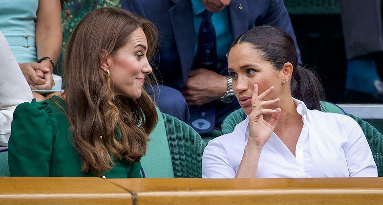 """Meghan Markle OSZCZĘDZIŁA Kate Middleton w wywiadzie dla Oprah? """"Mówiła o niej same MIŁE RZECZY"""""""